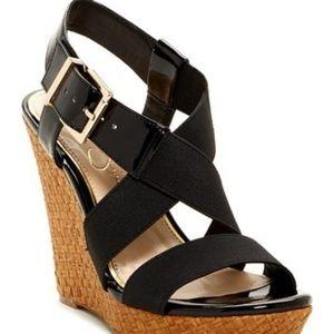 "Shoes - Jessica Simpson ""Catskill"" Wedge Sandal Sz 8.5M"